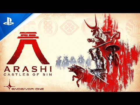 Arashi: Castles Of Sin (PS4)  © Perp 2021   1/1
