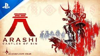 Arashi: Castles of Sin Is Ghost of Tsushima for PSVR