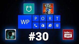 Игры и программы для Windows Phone: WP-Port 30: Tubecast, Realarm, Lamphead, Prime World: Defenders