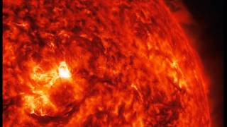 M2.0 Solar flare vs Prominence Eruption . March 28, 2014