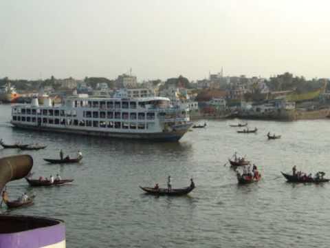Dhaka Sadarghat Babu Bazaar