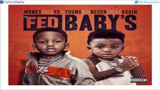 MoneyBagg Yo & NBA YoungBoy - Collateral Damage (Fed Baby's)