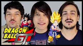 Dragon Ball GT - Sorriso Resplandecente (A Cappella)