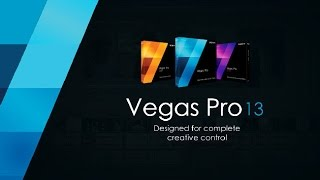 Como Baixar/ Instalar / crackear Sony Vegas Pro 13