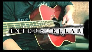 Hans Zimmer - Interstellar Main Theme - Acoustic Fingerstyle Guitar HD (Tabs)