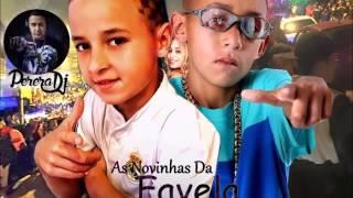 Mc aw & mc tavinho - as novinha da favela (DJ PERERA) lançamento oficial 2015