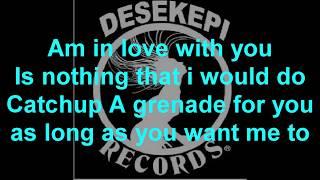 DIAMOND PLATNUMZ ft OMARION - African Beauty (Instrumental/Karaoke Version With Lyrics )