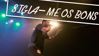 Sigla-me os bons (Vídeo do Show) - Fabio Brazza (Prod. Mortão VMG)
