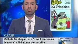 Uma Aventura na Madeira na RTP