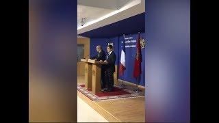 Nasser Bourita et Jean-Yves Le Drian réitèrent le caractère «exceptionnel» du partenariat entre Rabat et Paris