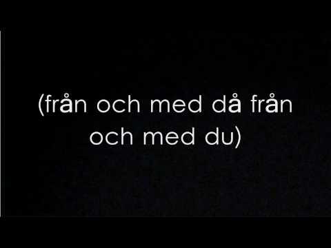 oskar-linnros-fran-och-med-du-lyrics-hd-wastetimedoinglyrics