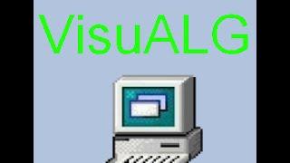 Curso Algoritmo - Visualg(Aula 1)