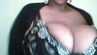 BBW Kristy Love Big Breast Sexy Black Girl