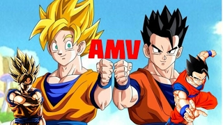 Dragon Ball Z AMV Goku & Gohan See  you Again