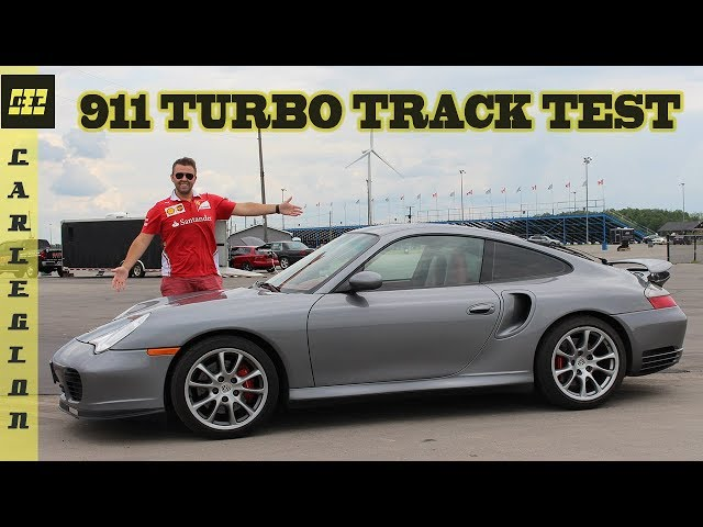 """911 Turbo Track Test"" - How Does a Stock Porsche 911 996 Turbo Perform On a Track?"