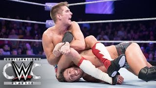 Zack Sabre Jr. vs. Noam Dar - Quarterfinal Match: Cruiserweight Classic, Sept. 7, 2016