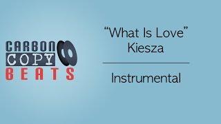 What Is Love - Instrumental / Karaoke (In The Style Of Kiesza)