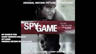 My Name is Tom - Harry Gregson-Williams
