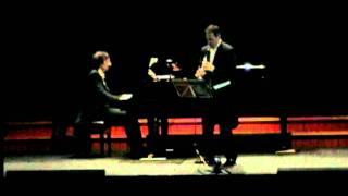 Benny Goodman, Caprice XXIV of Paganini - DUO Tinelli-Mazzoccante