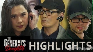 Franco, Marcial and Rhian prepare for their plan | The General's Daughter (With Eng Subs)