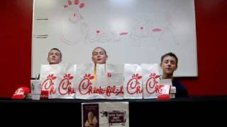 The Chick-fila song