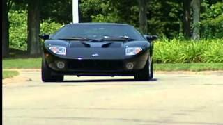 2005 Ford GT Test Drive