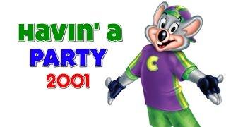 Chuck E. Live - Havin' A Party (2001)