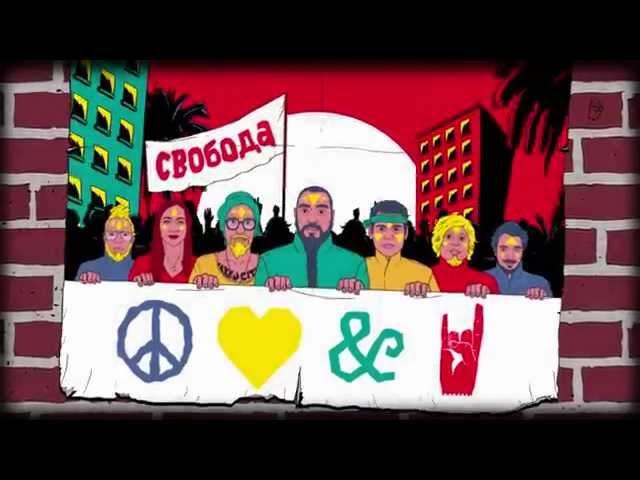 Videoclip de Russkaja - El Pueblo Unido