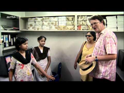 Ein Engländer in Indien 3/5: Paul Merton in Shillong und Kalkutta (HD)