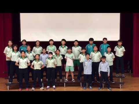 英語歌唱比賽初次練習