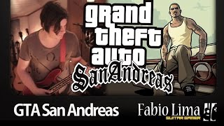 "GTA ""San Andreas"" by Fabio Lima (GuitarGamer)"