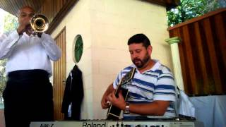Eriko sola ´´Oceano´´ de Djavan ao Trompete