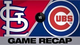Molina, DeJong power Cardinals past Cubs   Cardinals-Cubs Game Highlights 9/21/19