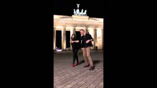 kizomba 2016 new style kizspain one night in berlin Flo and patricia (france)