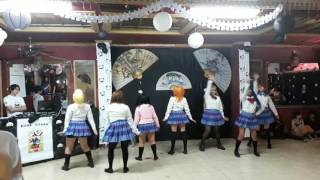 Panda Fest: Aniversario 2017/Dancing stars on me - Neo star.