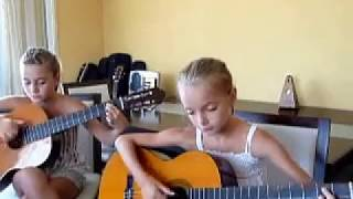 La Foule, d'Edith Piaf Cover by Duo Contrepoint