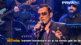 Branko Đurić Đuro - Sex Bomb na urnebesan način!