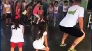Professores ensinam crianças a dançar funk e revolta os pais em Ribeirópolis - SE