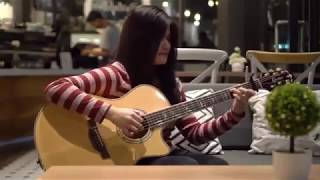 Fingerstyle Guitar by Josephine Alexandra  Cover Song Charlie Puth  - Attention -