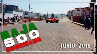 Baja 500 Jun 2016 Ambar y Ruiz Ensenada