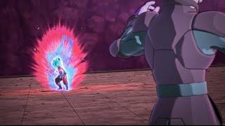 Hit vs Super Saiyan Blue Kaioken Goku | Dragon Ball Xenoverse 2 Ending Cut-scene