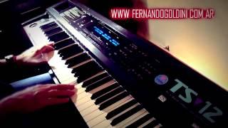 MARIPOSA TECHNICOLOR PIANO SOLO