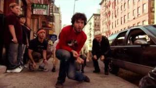 Flight Of the Conchords Stay Cool Westside Story Cover