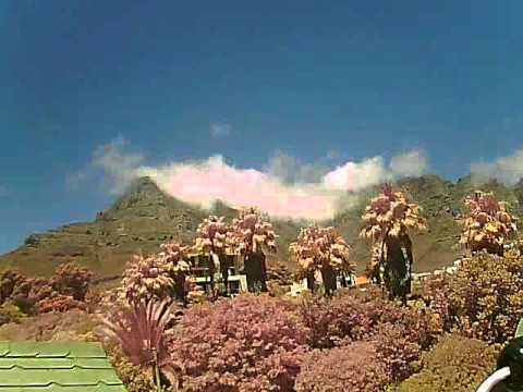 Timelapse Video – Table Mountain – 06/02/2011