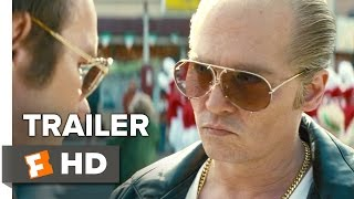 Black Mass Official Trailer #3 (2015) - Johnny Depp, Benedict Cumberbatch Movie HD