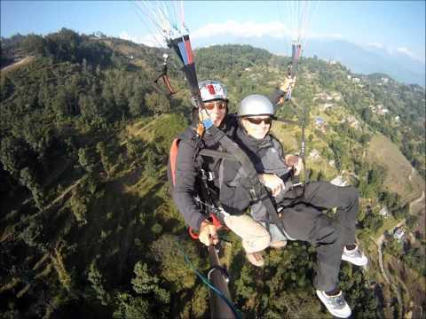 Adventure in Nepal, Jochem en Lon op wereldreis