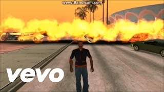 The Weeknd-The Hills(GTA SAN ANDREAS VERSION)Official Music Video
