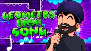 """GEOMETRY DASH SONG By iTownGamePlay - """"¡Soy muy Noob!"""" (COMPLETA)"""