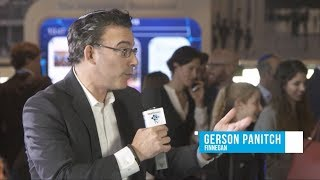 Gerson Panitch at the 2018 OurCrowd Global Investor Summit | Finnegan | Israel Practice
