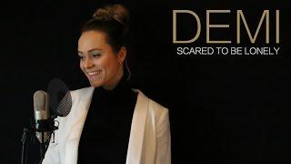 Martin Garrix & Dua Lipa - Scared To Be Lonely Official Cover Demi van Wijngaarden